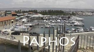 CYPRUS: Paphos city (Pafos) [HD](More videos of Cyprus: https://www.youtube.com/playlist?list=PLfDnpb75oMAAoQFJTeaeNBHQmQYyxPZ_n Paphos (Greek: Pafos) is a coastal city in the ..., 2015-08-26T08:22:56.000Z)