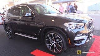 2018 BMW X3 xDrive 30i - Exterior and Interior Walkaround - 2017 SEMA Las Vegas