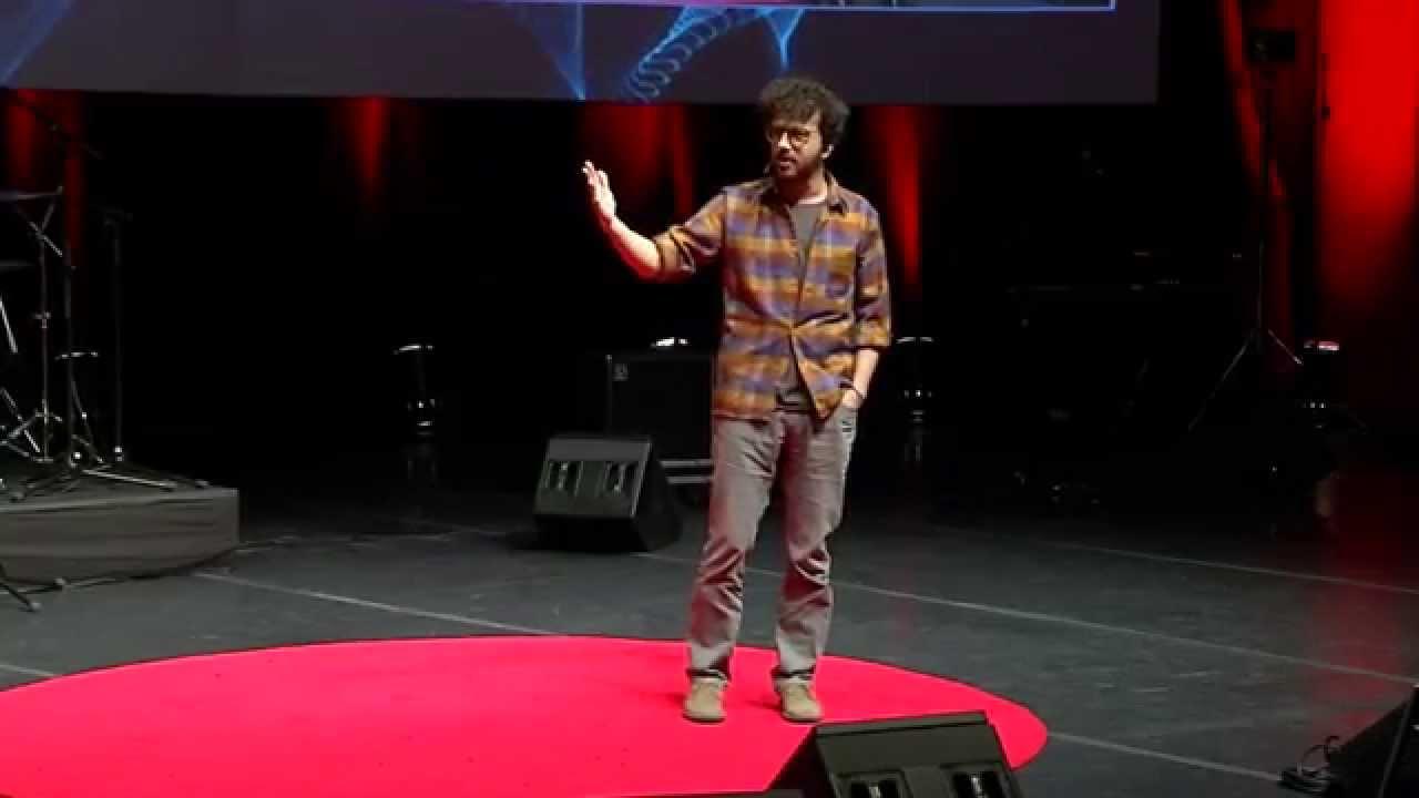 Gerisi size kalmış: Deniz Alnıtemiz at (Tedx Türkiye)