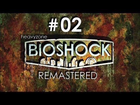 Bioshock Remastered / Español / Parte 2 / Pabellon Medico (1)