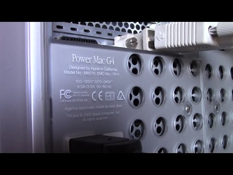 Apple Power Mac G4 MDD - Revival