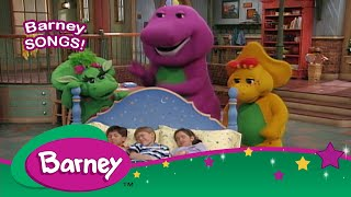 Barney|3 In A Bed!|SONGS for Kids