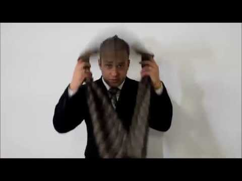 Ways To Tie Or Wear Scarf For Men