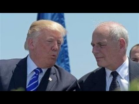Gen. Kelly replaces Reince Priebus as White House Chief of Staff
