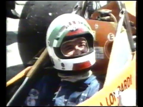 Lella Lombardi (+1992, Italian F1 female driver)
