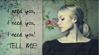 Avril Lavigne - Why - Lyrics HD ღ