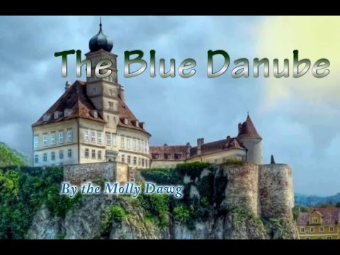 The Blue Danube   A Karaoke