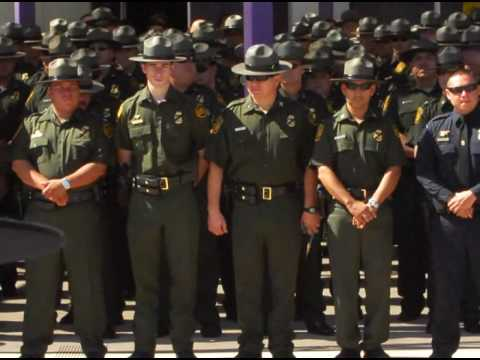 Border Patrol Agent Robert Rosas Memorial