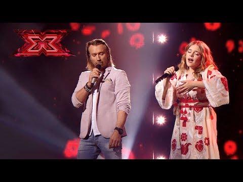 Элина Иващенко и Олег Винник  – Мати каже правду – Х-фактор 10. Финал