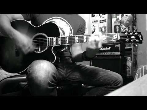 MR BIG - Wild world Guitar cover