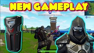 NEW ROAD TRIP SKIN GAMEPLAY WITH NEW BACKBLING IN FORTNITE
