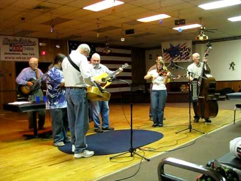 """Excerpt of Sue Tillotson & Wind River Band play """"F..."""