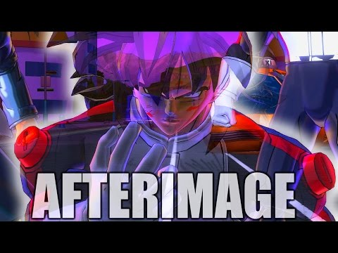 """FULL """"AFTERIMAGE"""" THEMED MOVESET 