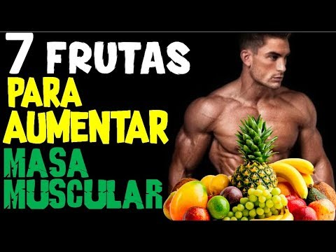 Alimentos para ganar masa muscular en piernas