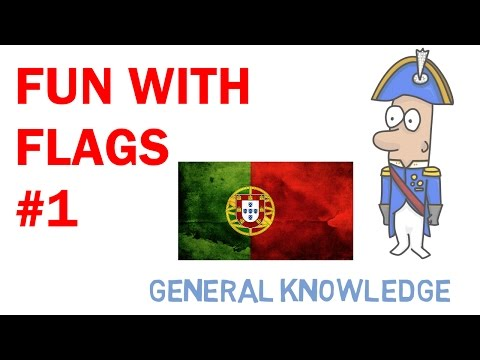 Fun With Flags #1 - The Portuguese Flag