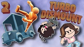 Turbo Dismount: Vehicular Funslaughter - PART 2 - Game Grumps