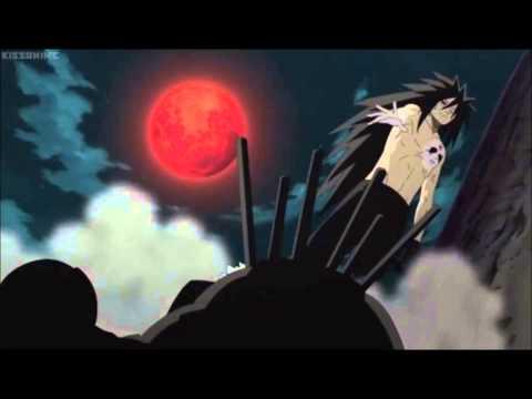 Madara vs Tobirama (hiraishin no jutsu) HD