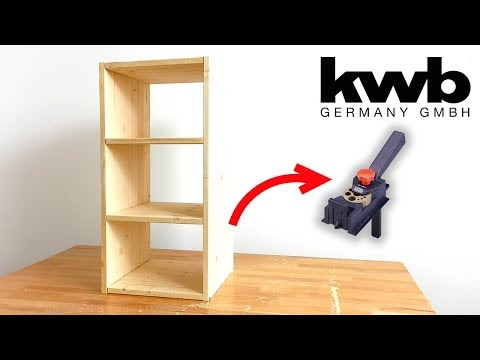 How to build a simple DIY shelf with this great Tool!👍
