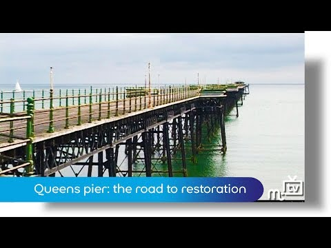 Queen's pier: the road to restoration