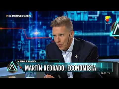 """El economista Martín Redrado analizó la crisis en Carrefour y dijo que, como """"la plata no alcanza, la gente empezó a buscar dónde pudo ahorrar, y encontró lugares alternativos. Lo importante es adaptarse a la demanda""""."""