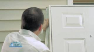 DIY Combination Exterior Door Installation | Mobile Home Parts Store