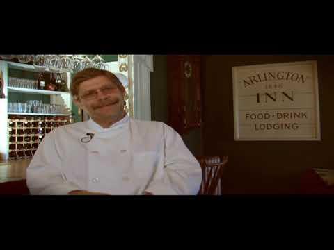 Culinary Profiles - Eric Berger of the Arlington Inn