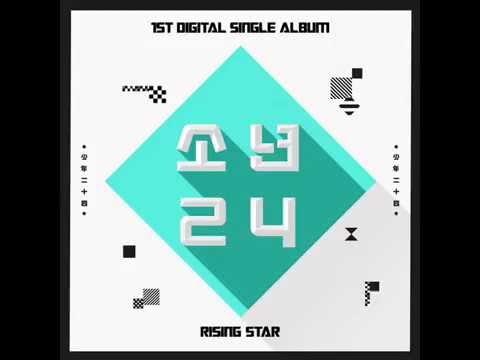 소년24 (BOY24) - RISING STAR [MP3 Audio]