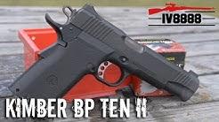 Kimber BP Ten II .45 ACP