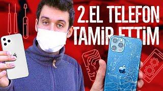 İKİNCİ EL TELEFON TAMİRİ (2500TLyi 5000TL YAPMAK)