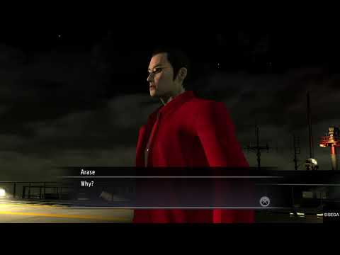 YAKUZA 3 Remastered - Playthough Bounty Hunter Trophy |