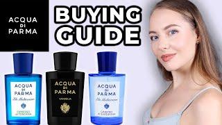 ACQUA DI PARMA Buying Guide