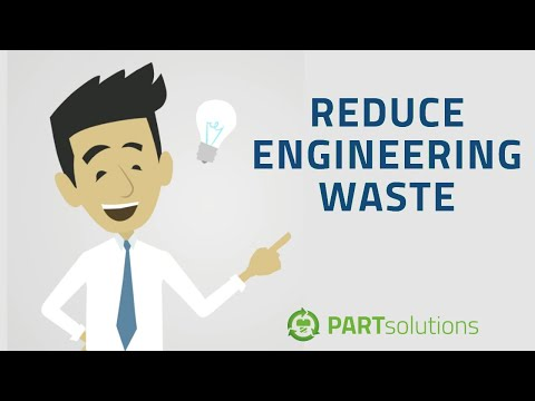 Reduce Engineering Waste: Engineer Smarter with PARTsolutions Strategic Parts Management Software