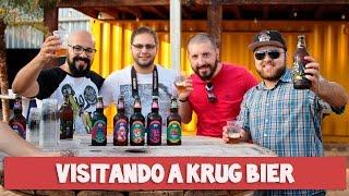 Visitando a Cervejaria Krug - #BeerTubeEmBH