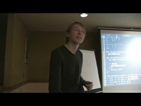 Daniel Spiewak: Fun With Parsing - λC 2017  Winter Retreat