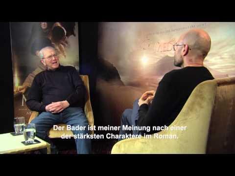 Der Medicus - Noah Gordon und Philipp Stölzl im Gespräch über die Charaktere german / deutsch HD