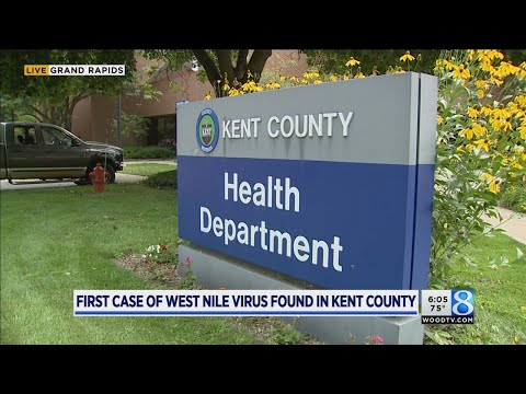 West Nile virus hits Michigan: 8 human cases, 1 death