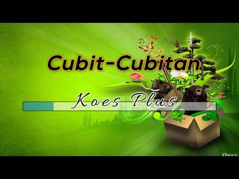 [Midi Karaoke] ♬ Koes Plus - Cubit-Cubitan ♬ +Lirik Lagu [High Quality Sound]