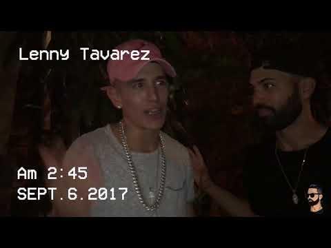 Lenny Tavarez presenta su nuevo sencillo Secreto en Backstage