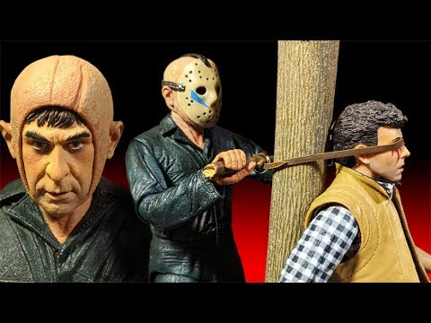 NECA: Friday The 13th: Part 5: Ultimate Roy Burns 7-inch Scale Action Figure Review