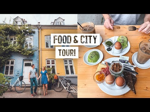 Eating Our Way Through COPENHAGEN! - Top Restaurants, Food & City Tour! (Denmark)