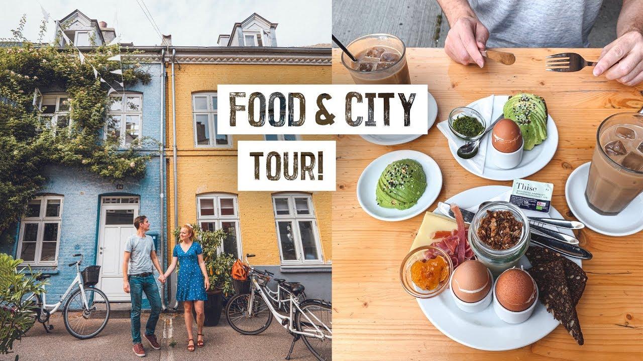 Eating Our Way Through COPENHAGEN! - Top Restaurants, Food & City Tour! (Denmark)
