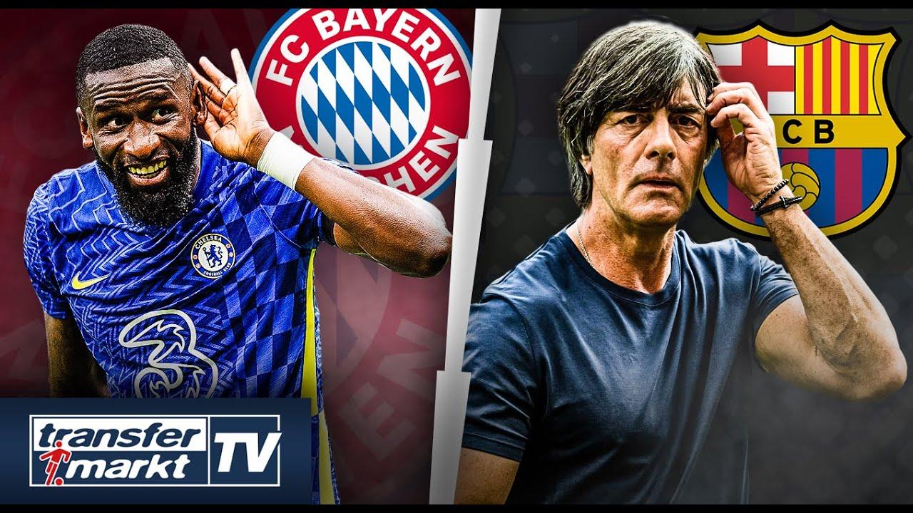 Download Bayern in Kontakt mit Rüdiger – Löw ein Trainerkandidat bei Barça? | TRANSFERMARKT