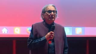 Oluşturun hayatı | B V Doshi | TEDxNirmaUniversity Keşfetmek ve Aşk