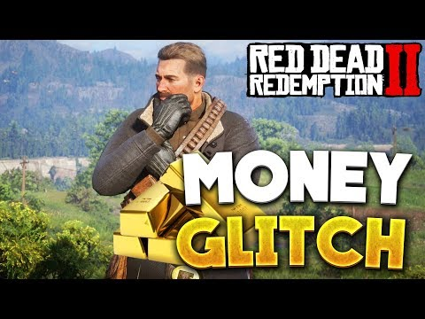 Red Dead Redemption 2 Money Glitch! Unlimited Gold Bar