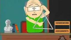 Retard alert - Mr Garrison