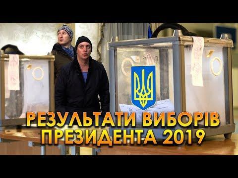 Результати Виборів Президента