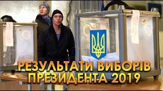 Результати Виборів Президента 2019! Інфо 101%