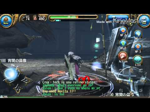 Toram Online: Sinner vs Twilight Dragon