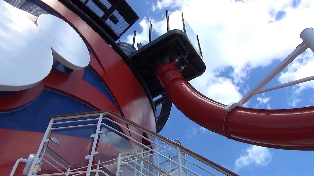 Disney Dream cruise ship tour, dining, shows ... - YouTube