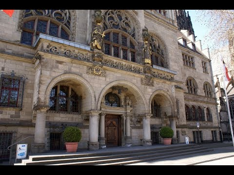 Places to see in ( Duisburg - Germany ) Rathaus Duisburg